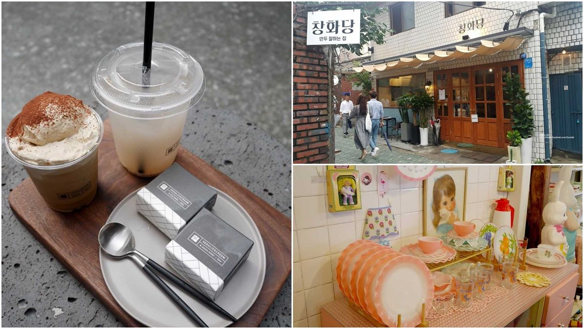 【Fion的韓國生活日常】首爾文青打卡新熱點:益善洞韓屋村