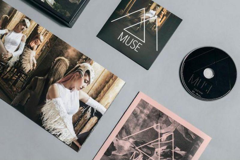 蔡依林 MUSE 專輯裝幀設計