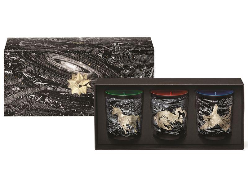 diptyque限量香氛蠟燭禮盒190g*3,NT7,600