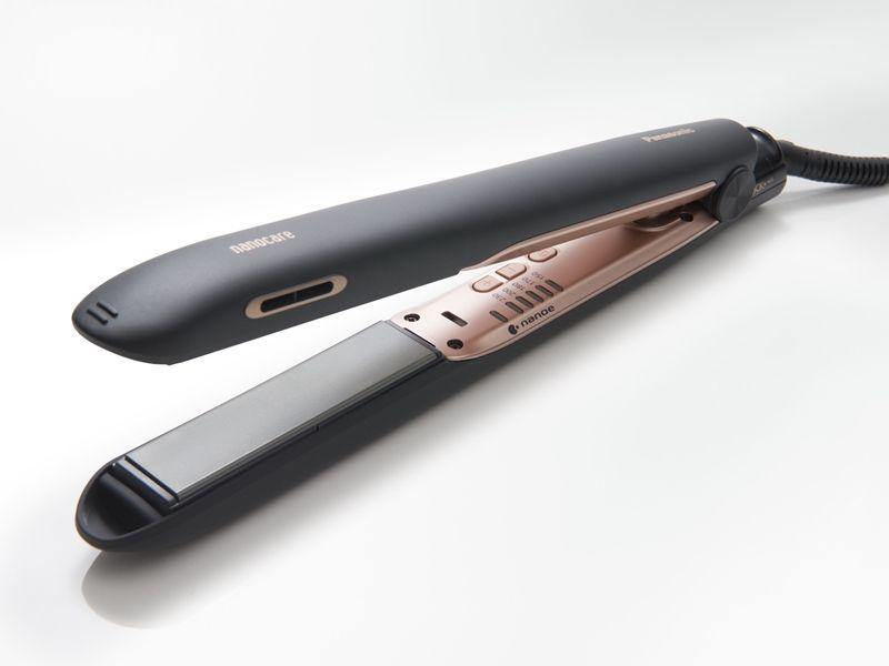 Panasonic Beauty奈米水離子直髮捲燙器EH-HS99(黑),NT3,990