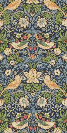 William Morris StrawberryThief print