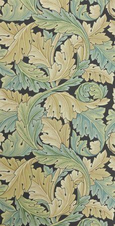William Morris Acanthus Leaves print