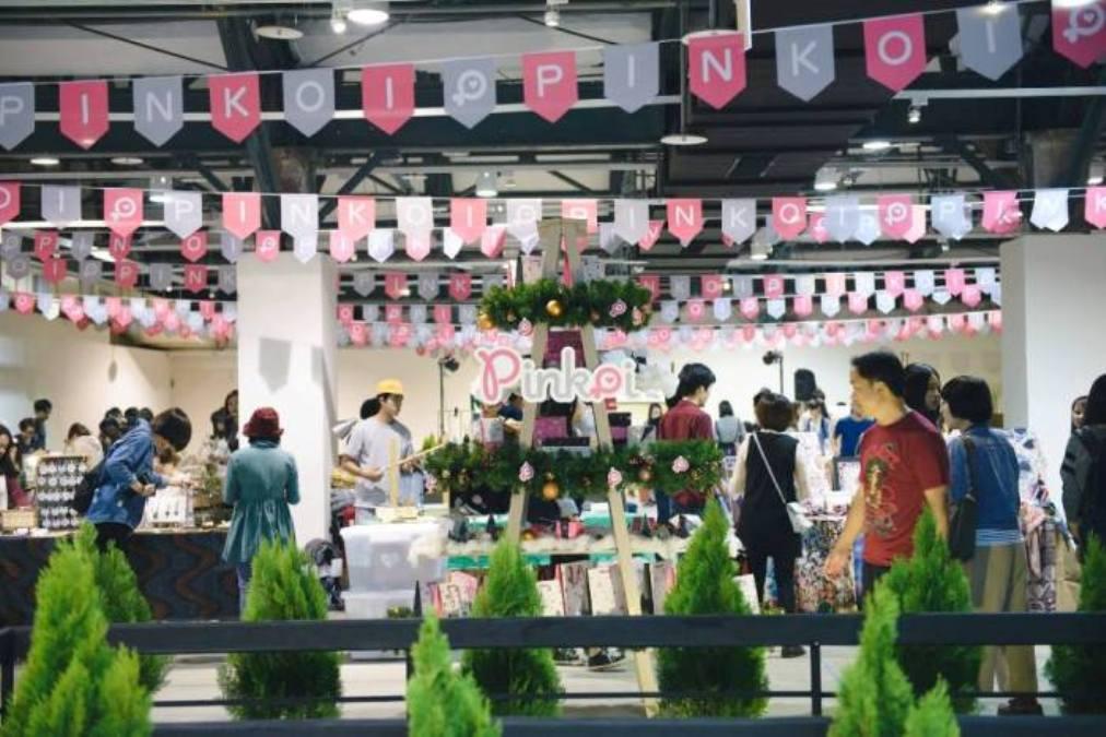亞洲獨立設計年度最大必逛市集!「Pinkoi Market 品品市集.台北聖誕站」快閃登場