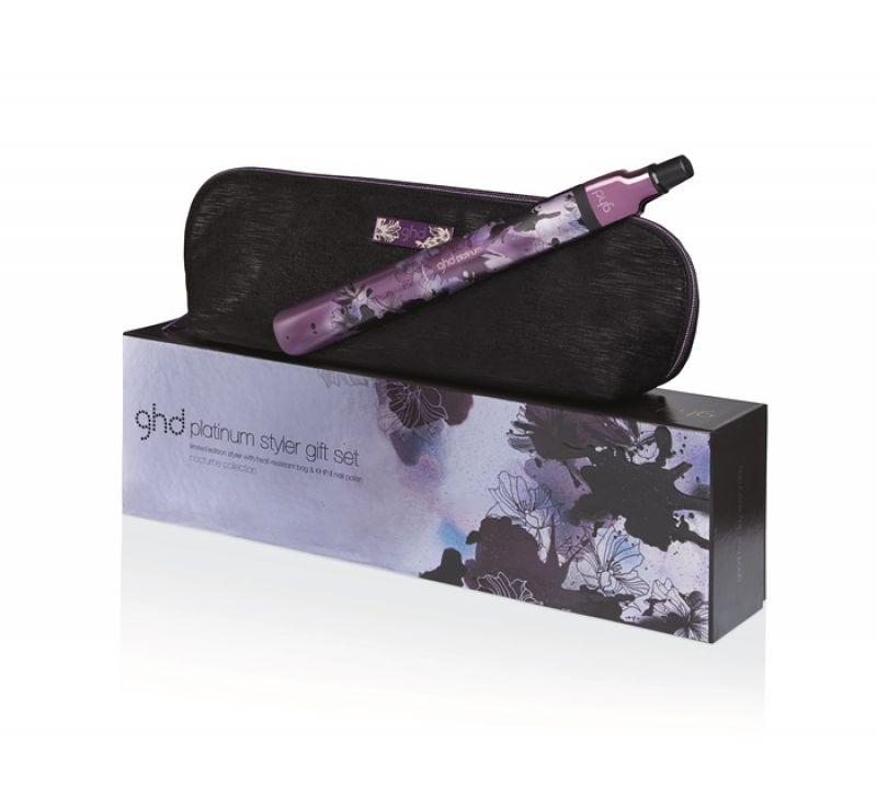 ghd迷幻限定版 白金造型夾禮盒,NT10,000