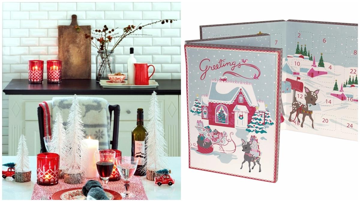 柔柔聖誕花圈圖樣北歐小清新 GREENGATE聖誕倒數月曆與隱藏版收藏限時傳遞美好祝福