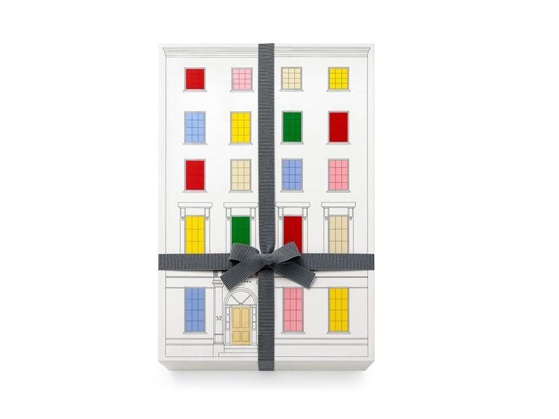 Jo Malone London 聖誕節倒數月曆,NT16,000。全台限量100個,10月27日開賣。