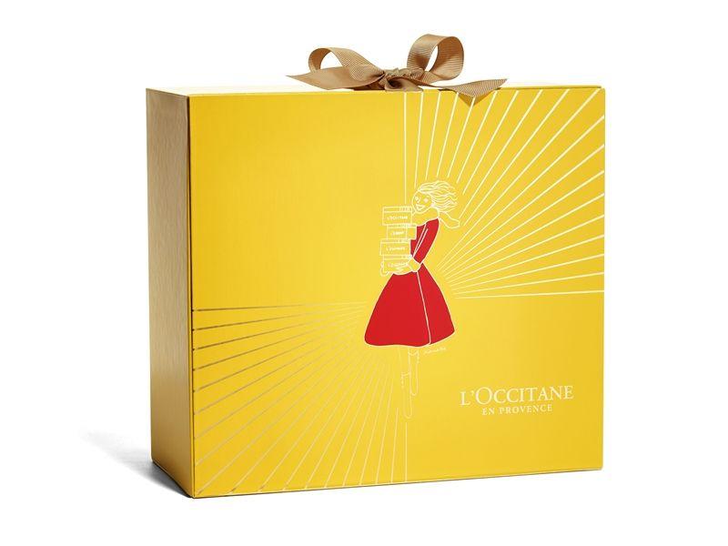 L'OCCITANE 歐舒丹 2017典藏節慶倒數月曆,NT4,080。10月10日至10月31日全省門市2款開放預購,11月正式開賣。