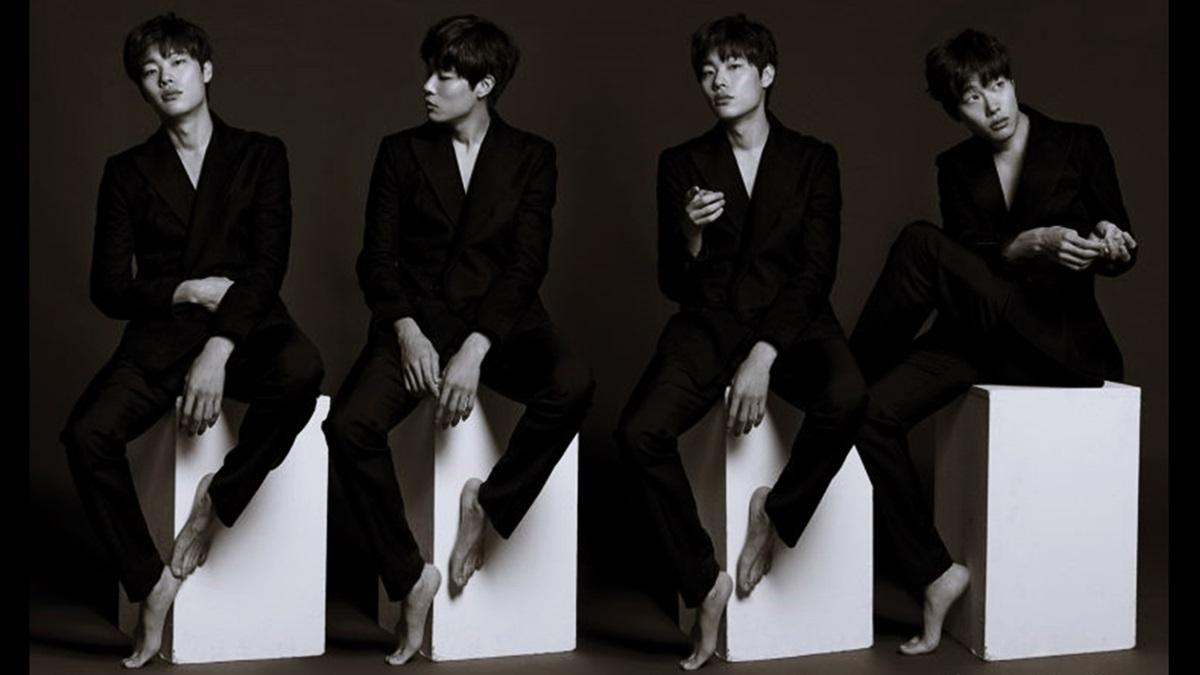 柳俊烈:「我喜歡讓自己沒有設限,想成為那個讓觀眾猜不透我下一步棋怎麼走的演員。」