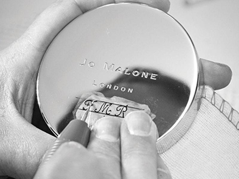 Jo Malone London聖誕節精緻雕刻服務