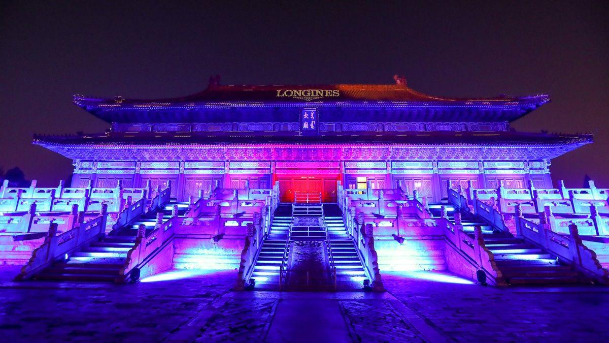 北京皇室祖廟舉辦盛大晚宴!浪琴表宣布趙麗穎加入大家族、同步發表全新腕錶系列
