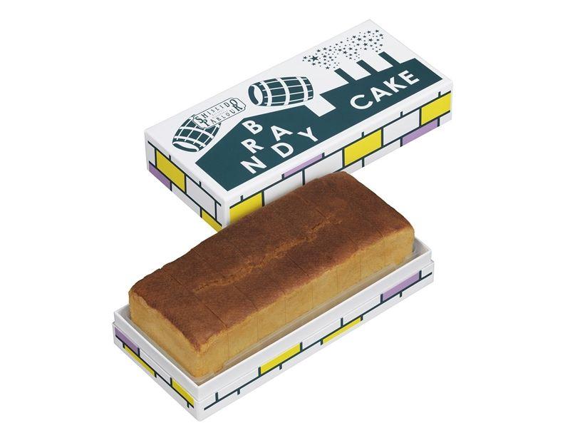 SHISEIDO PARLOUR白蘭地蛋糕,NT1,045
