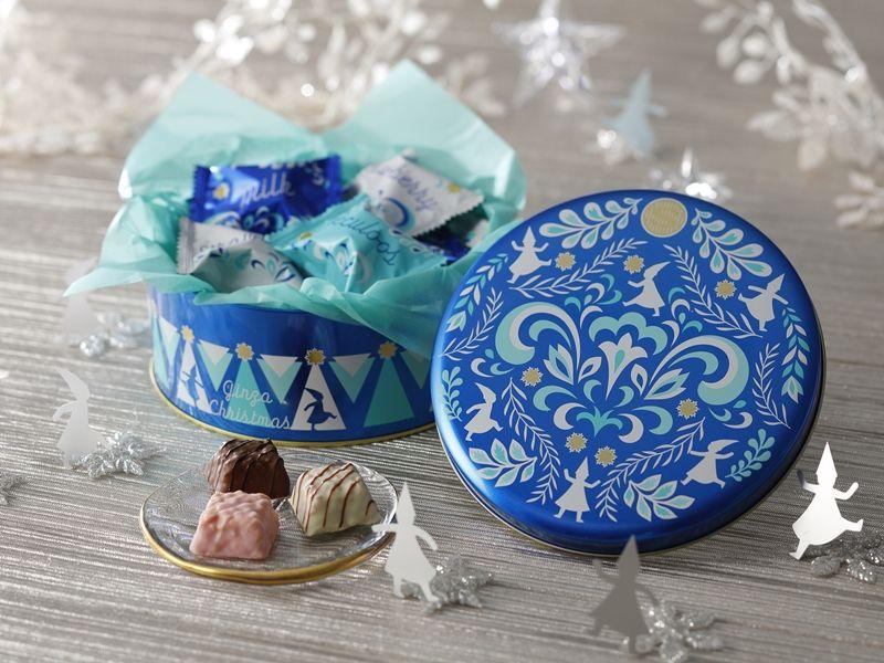 SHISEIDO PARLOUR聖誕巧克力糖果15入,NT860
