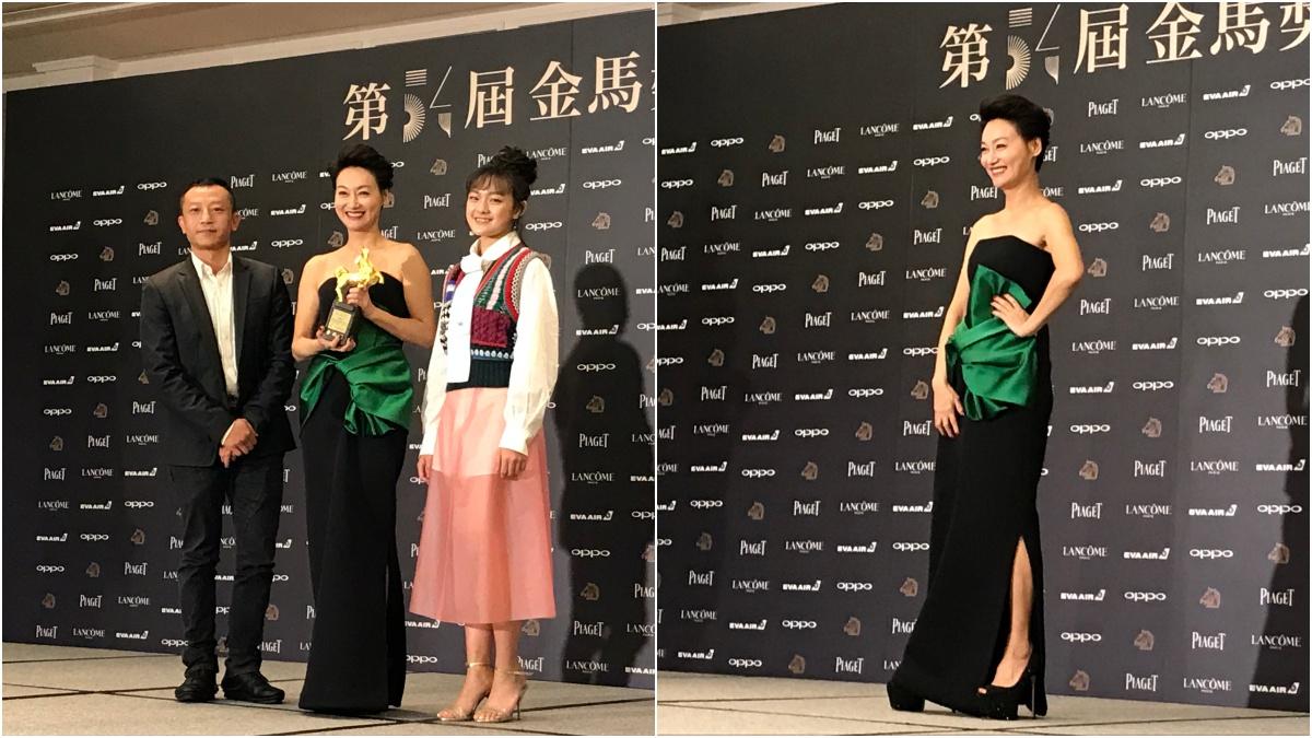 金馬54|張艾嘉、許瑋甯、黃渤最佳男女主角入圍者都來了!金馬獎入圍酒會文華東方登場