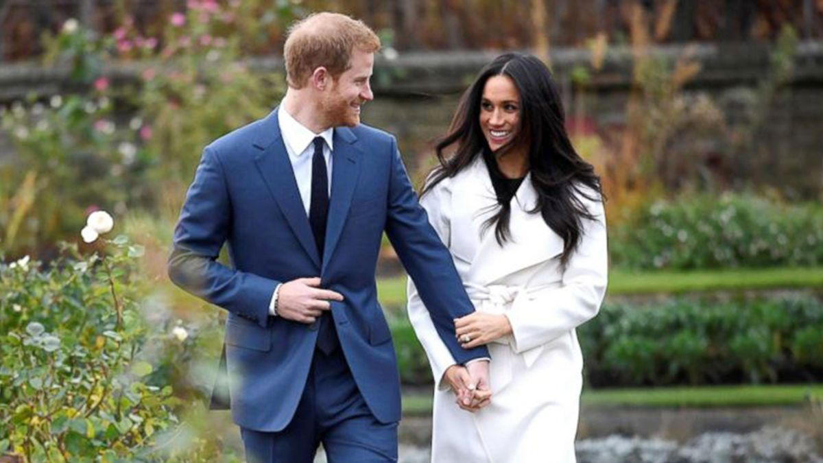 「第一眼就知道他是我的真命天女!」是什麼魅力讓哈利王子如此著迷?