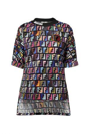 微風信義獨家-彩色LogoT shirt NT41,000