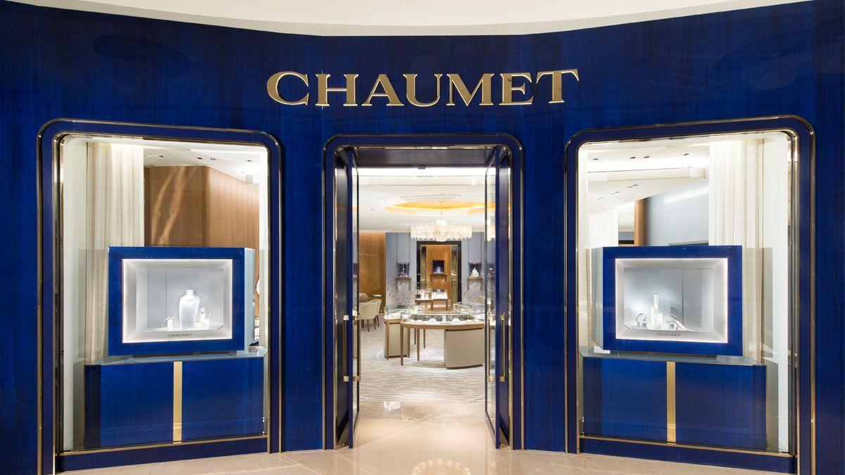 Chaumet 在台北101打造最浪漫的法式風情!