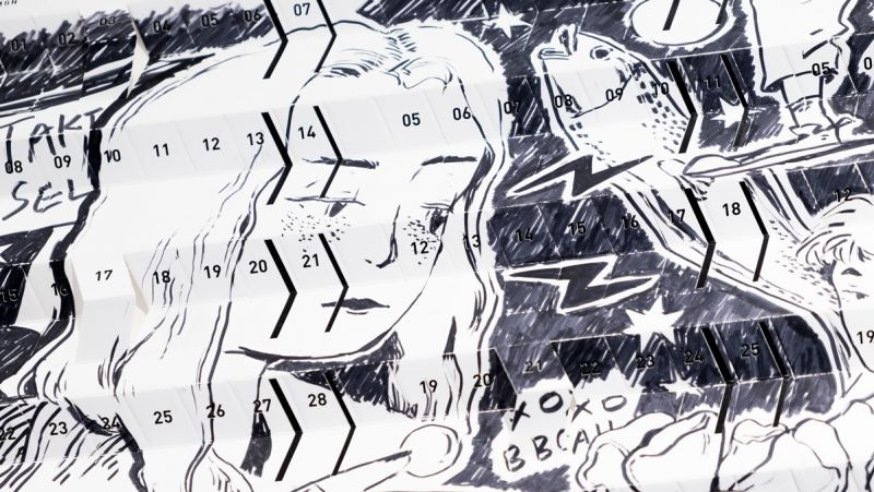 Ellen Melon 自由插畫創作者都市裡飄飄然的少女情節,目前的願望是活過該死的過敏季節