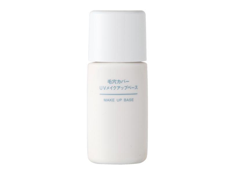 MUJI無印良品毛孔修飾UV防曬隔離乳SPF28 25ml,NT390