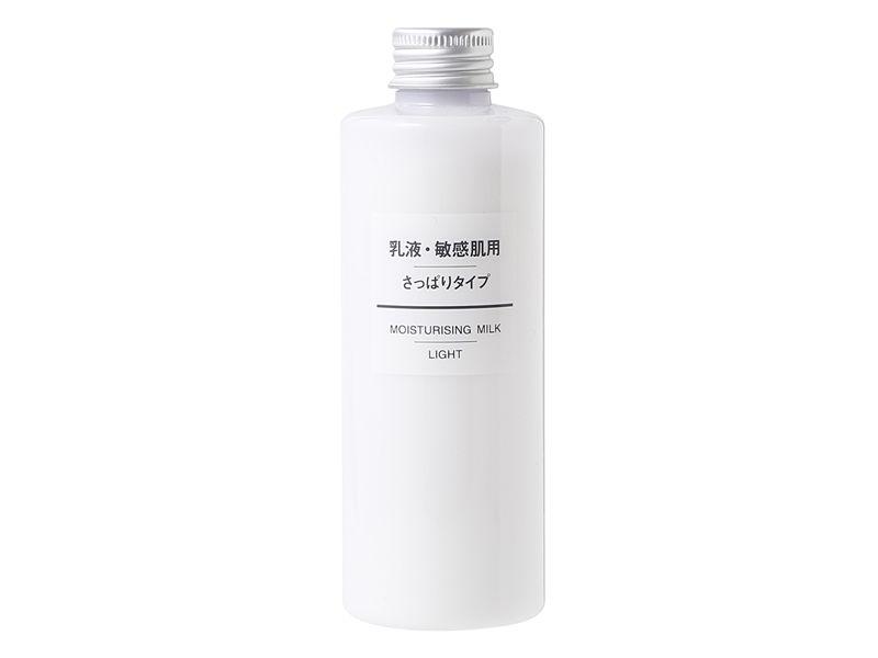 MUJI無印良品敏感肌乳液(清爽型) 200ml,NT270