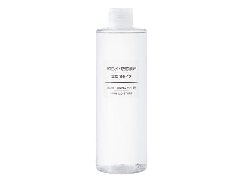 MUJI無印良品敏感肌化妝水(保濕型)400ml,NT500