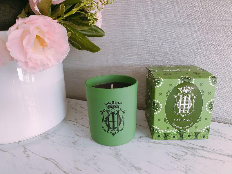 Sisley 限定香氛蠟燭(#綠野仙蹤Campagne)5.8oz,58,00€