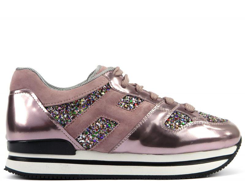 HOGAN H222彩色星砂繫帶休閒鞋 售價NT$17,900