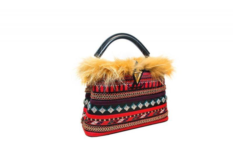 台南獨家商品Capucines BB手袋,NT251,000