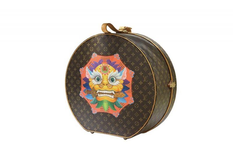 台南獨家商品 劍獅帽盒