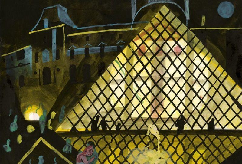 Paris Travel Book 遊記系列