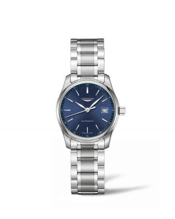 29毫米不鏽鋼鍊錶午夜藍女錶
