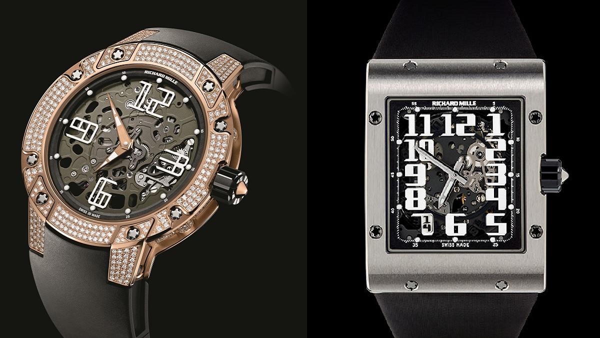 在創新中展現極致工藝,RICHARD MILLE腕錶盡顯動人精湛美學
