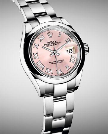 新款Lady-Datejust 28腕錶
