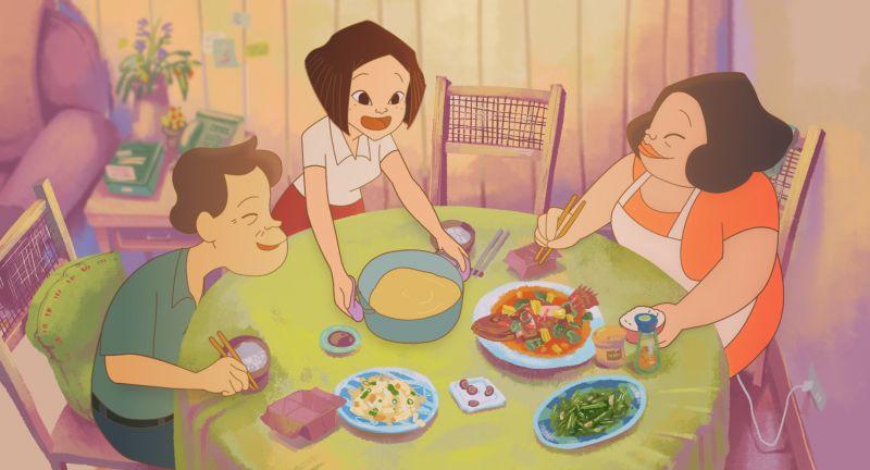 上一次全家人同桌吃飯,是什麼時候的事情呢?