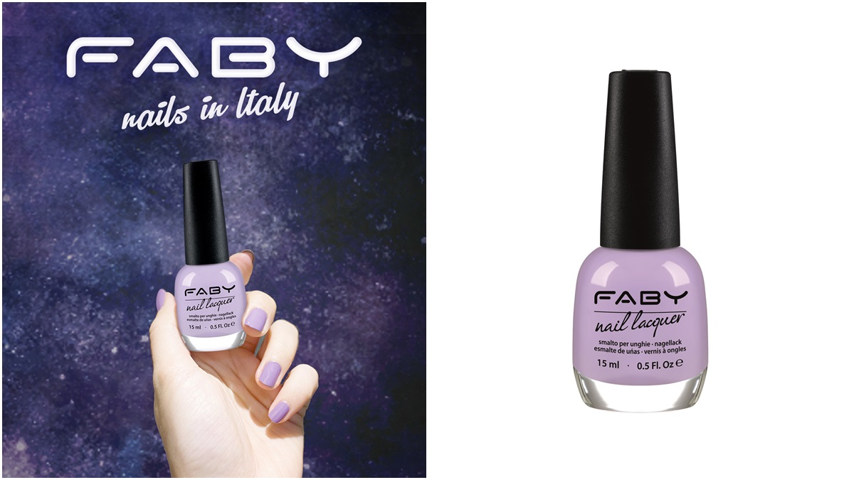 「這個獨角獸眼淚紫塗上指甲,膚色整個白了一階」FABY推出2018 PANTONE年度代表色紫外光系列