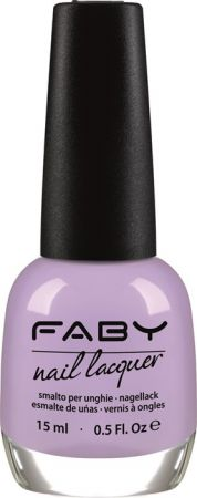 FABY 紫色系指彩代表(我的秘密清單)15ml,NT460