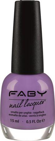 FABY 紫色系指彩代表(冰淇淋鈕扣)15ml,NT460