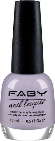 FABY 紫色系指彩代表(眼眸深處)15ml,NT460