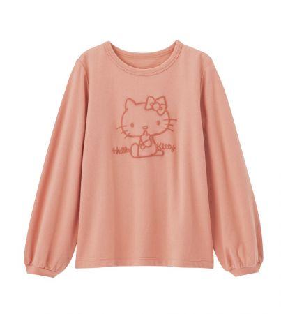 女童休閒家居服組 售價NT690