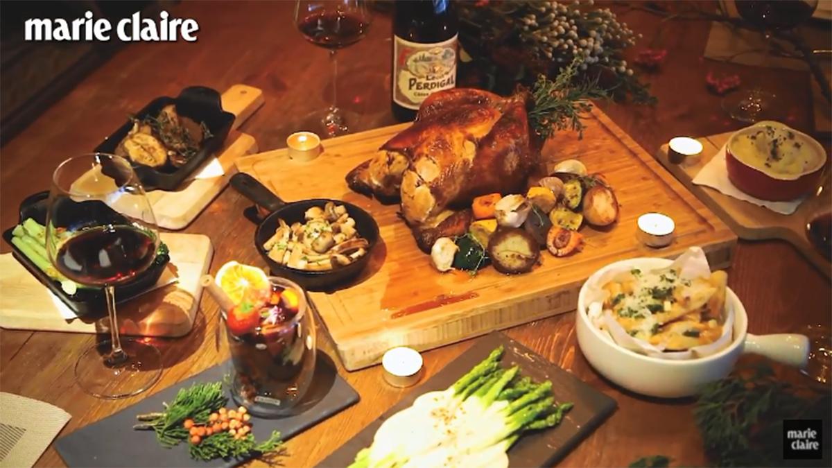 專屬吃貨的聖誕大禮!Hsiang向the Bistro推出超美味限量烤雞【跟著編輯蹦周末】