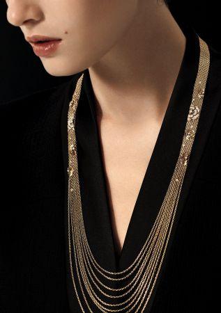以下為預計2018年1月中在台上市的Bouton de Camélia高級珠寶系列新作品