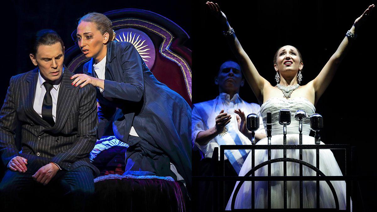 2018年必看音樂劇!最傳奇女性故事《艾薇塔》台北國家戲劇院演出