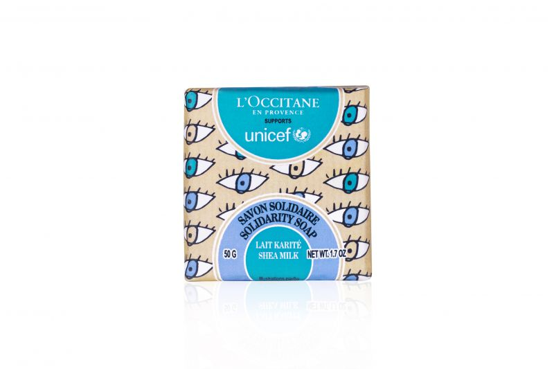 Unicef乳油木牛奶公益皂50g*3,NT4352018年1月4日 World Braille Day世界布雷爾日限量上市所有銷售所得捐助聯合國兒童基金會(UNICEF)國際維他命A營養補充計畫(不含稅金、製作及運輸成本)