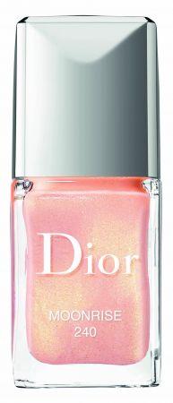 Dior迪奧雪晶靈限量彩妝指甲油#240 NT$850。