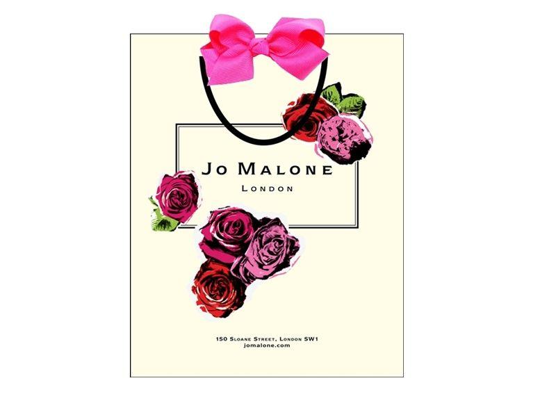 Jo Malone London 2018「瘋狂愛」情人節限量貼紙