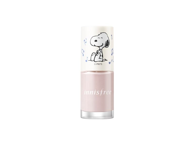 innisfree X Snoopy繽紛大地指甲油(#112)6ml,NT99