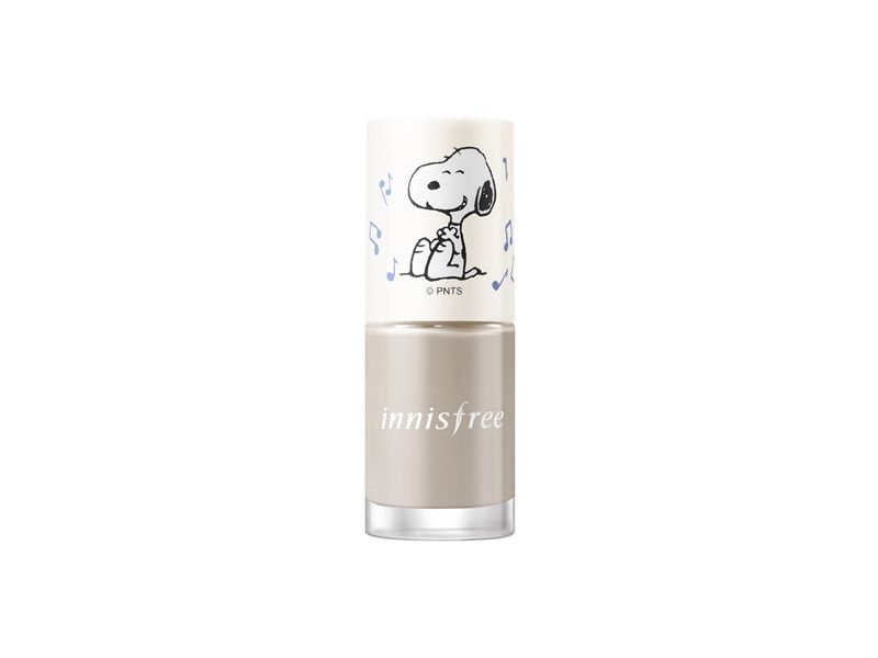 innisfree X Snoopy繽紛大地指甲油(#113)6ml,NT99