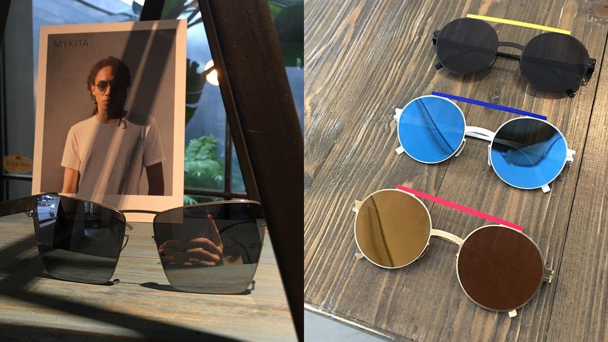 墨鏡控請納入收藏名單!來自柏林的時髦眼鏡品牌MYKITA,前衛設計與繽紛色系讓人著迷