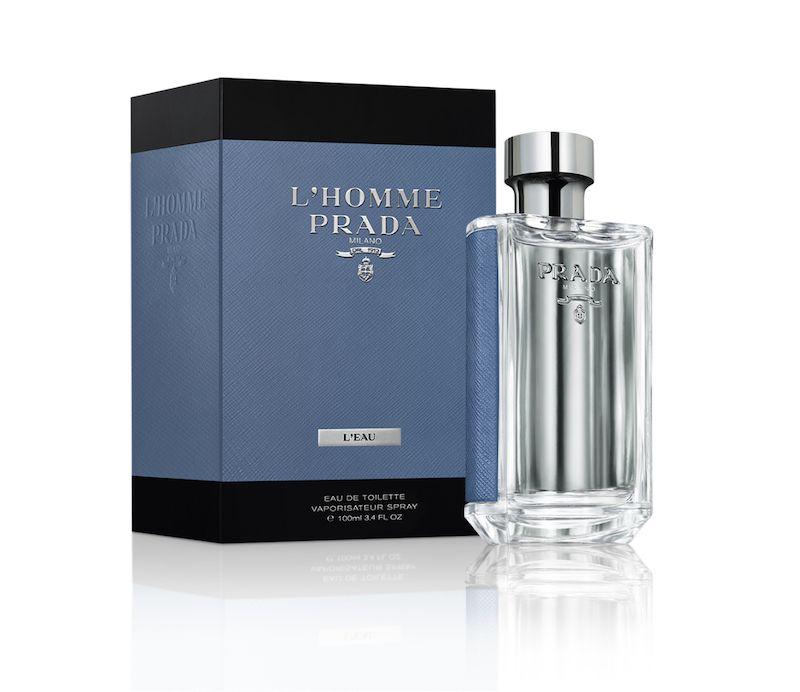 Prada L'HOMME PRADA 蔚藍紳士淡香水50ml,NT2,750 / 100ml,NT3,800