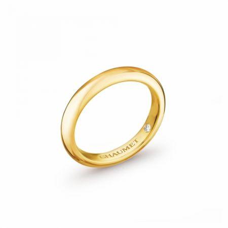 Classique Les Eternelles de Chaumet 3mm戒指,建議售價NT38,000。