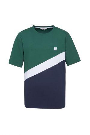 FILA斜條經典T恤_建議售價NT1,480
